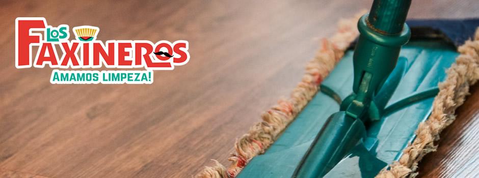 Los Faxineros -  O serviço de limpeza que sua empresa precisa!
